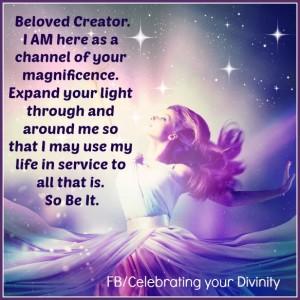 Beloved Creator
